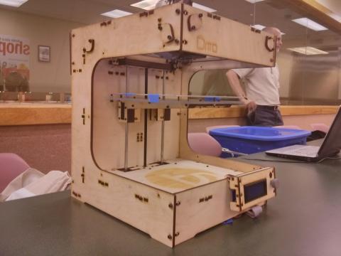 3D Printer!